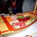 Boat loads of food